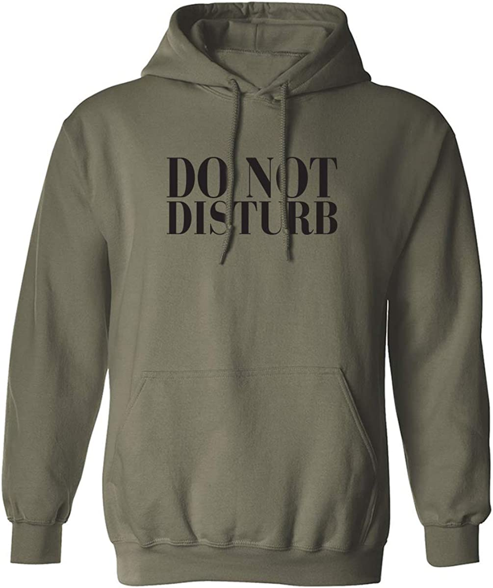 Do Not Disturb Adult Hooded Sweatshirt