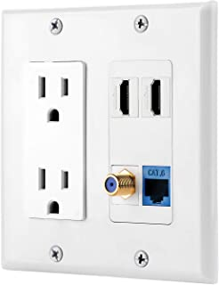 Best internet outlet box Reviews