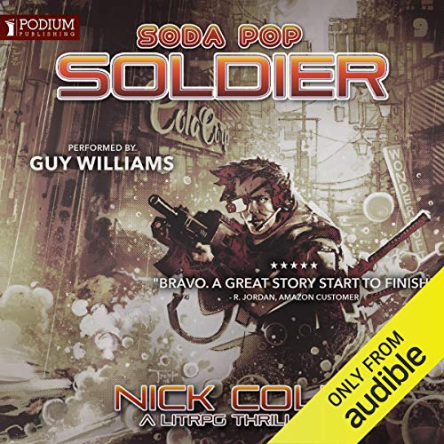 Soda Pop Soldier cover art
