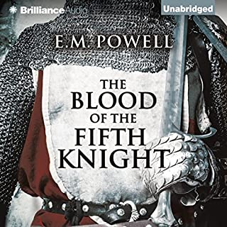 The Blood of the Fifth Knight cover art