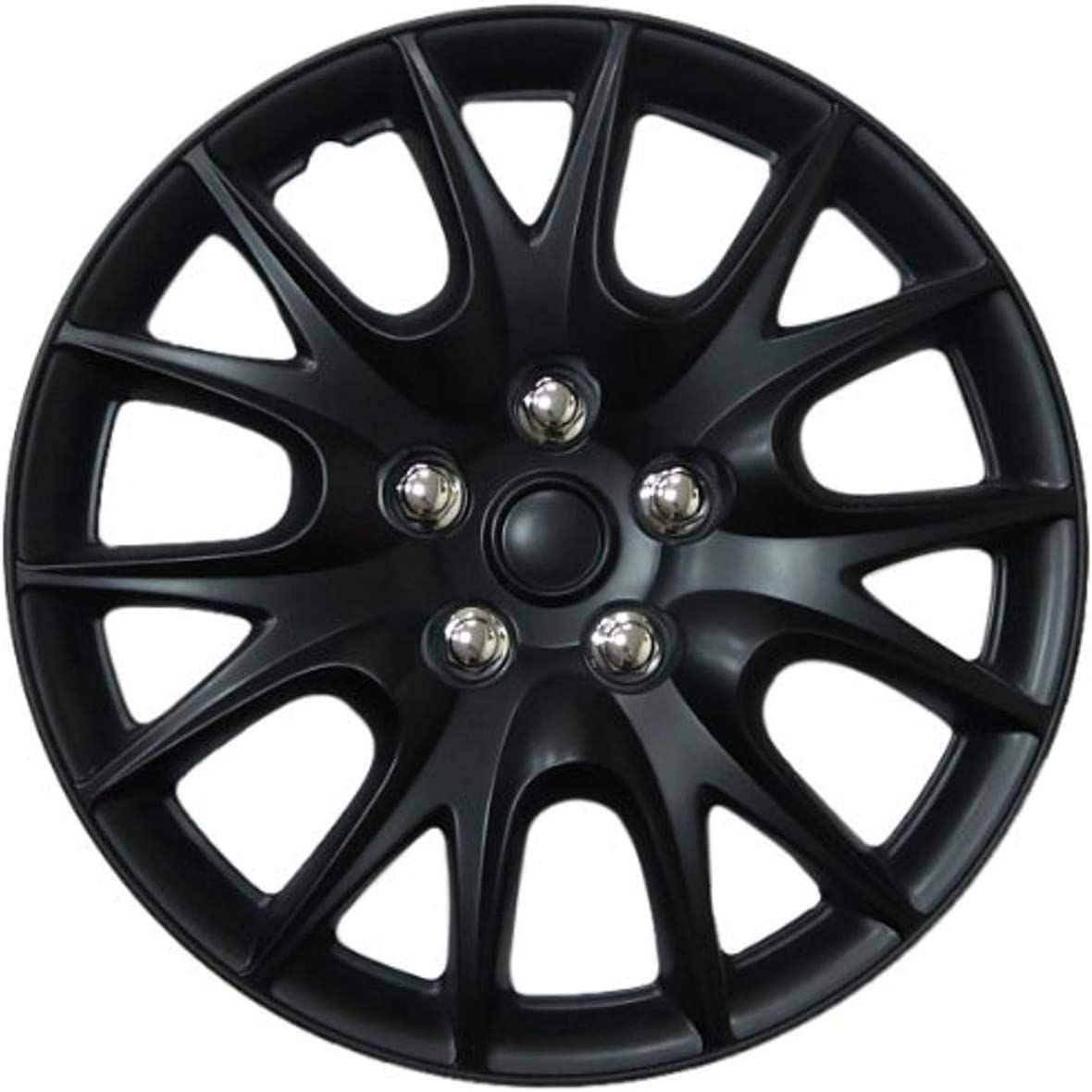 Drive Accessories KT-950-15MBK Chrysler Turisma Max 90% OFF Matte Direct stock discount 15