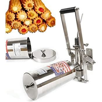 1L Manual Spanish Donuts Churrera Churros Filler Filling Machine Dessert Maker