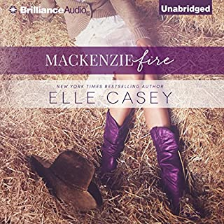 MacKenzie Fire     A Sequel to Shine Not Burn              By:                                                                                                                                 Elle Casey                               Narrated by:                                                                                                                                 Laurie West                      Length: 9 hrs and 59 mins     405 ratings     Overall 4.4
