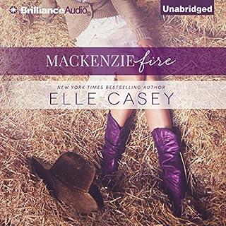 MacKenzie Fire audiobook cover art