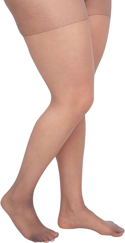 Catherines Women's Plus Size Daysheer Pantyhose