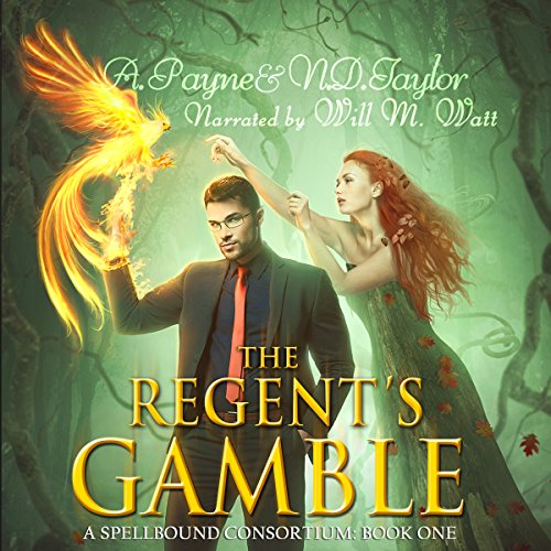 Couverture de The Regent's Gamble