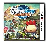 Scribblenauts Unlimited (輸入版)