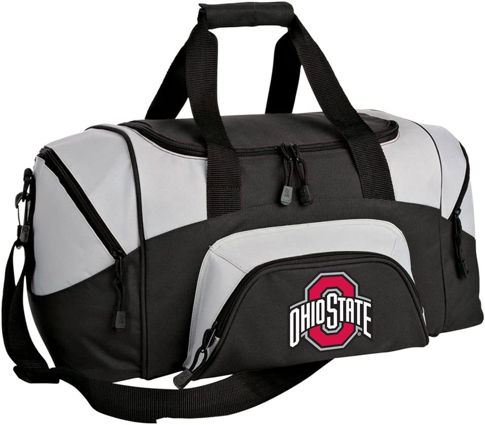 New mail order SMALL OSU Buckeyes Duffel Bag Ohio or University Ranking TOP2 State Bags Gym