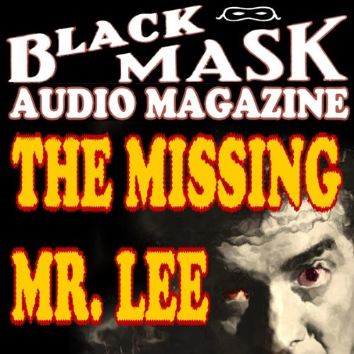 The Missing Mr. Lee copertina