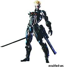 Yanshangqi Raiden Metal Gear Rising: Revengeance Play Arts Kai Action Figure - 11.02 Inches