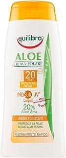Equilibra Aloe Crema Solare Spf20-200 ml