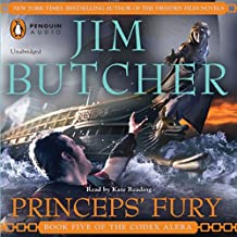 Princeps' Fury: Codex Alera, Book 5