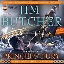 Princeps' Fury: Codex Alera, Book 5