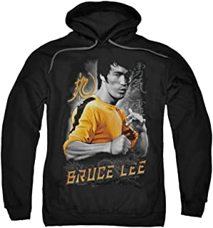 bruce lee yellow sweater