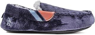 Penguin BedHead Uomo Pantofole Blu