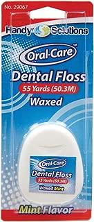 Oral Care Dental Floss - 55 yards 144 pcs sku# 1869511MA