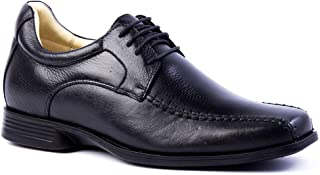 5d52fd73e Sapato Masculino (Linha Up 7 cm + alto) 5494 em Couro Floater Preto Doctor