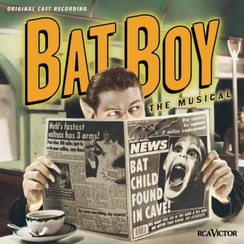 Original Off-Broadway Cast of Bat Boy: The Musical