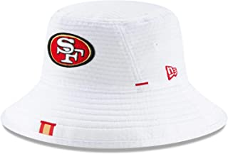 New Era NFL Official Onfield Sideline 2019 NFL Training Camp Bucket Hat White