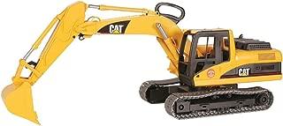 Bruder Caterpillar Excavator, Yellow/Black