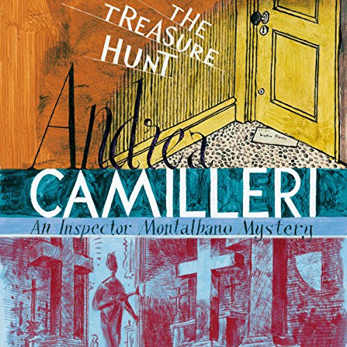 The Treasure Hunt cover art
