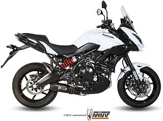 Noir pour Kawasaki Versys 650 Kawasaki Versys 650 Garde-Boue//cha/îne sp/écifique en ABS de 06 /à 09 Kappa KMG4103 de 10 /à 14