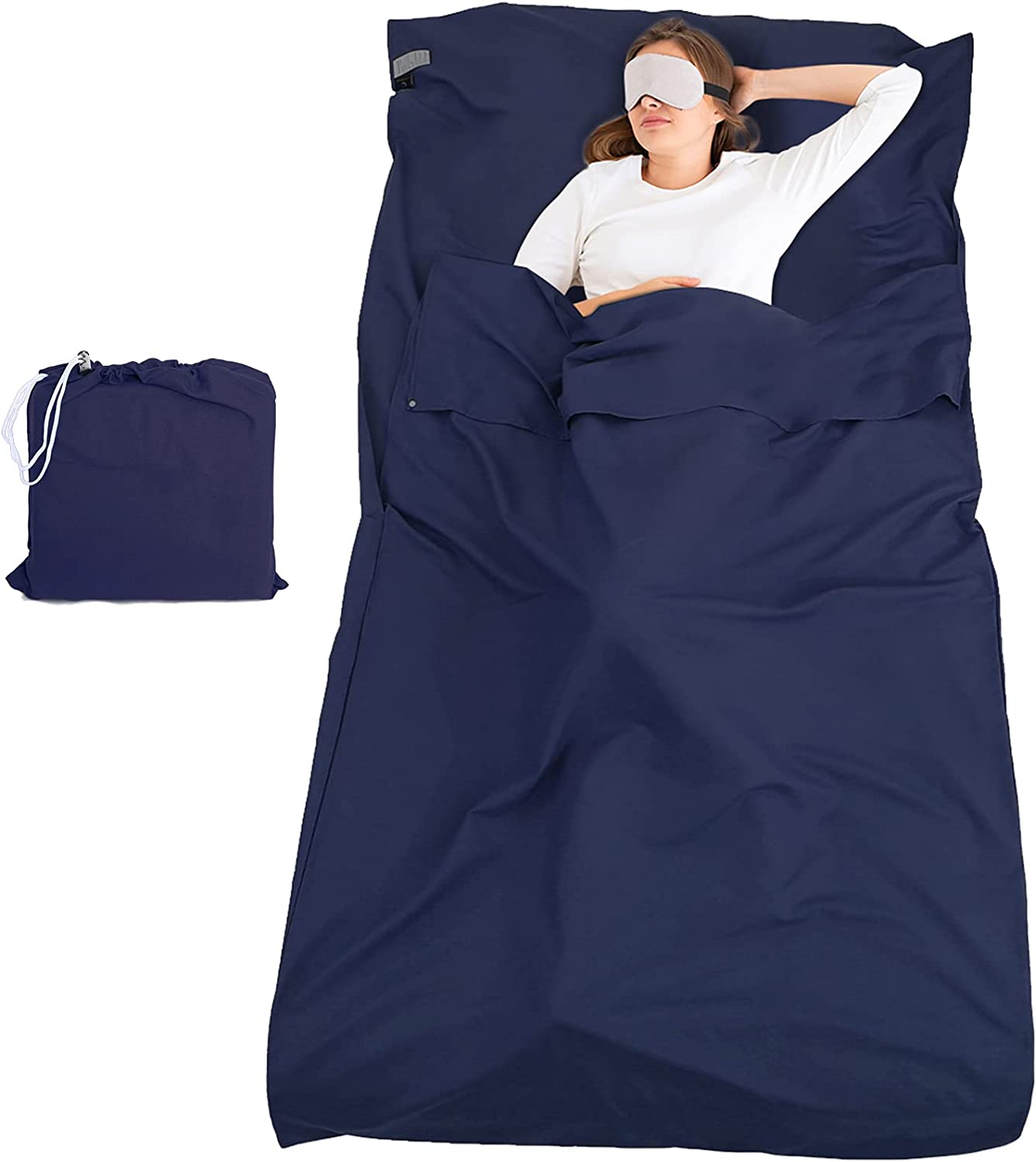 Sleeping Bag Our shop most popular Liner Year-end annual account and Camping for Sheet Sheets Sack