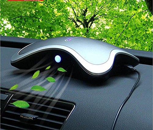 AMYMGLL Air purificateur automobile voiture auto mini purificateur d'Air ion négatif purificateur d'Air