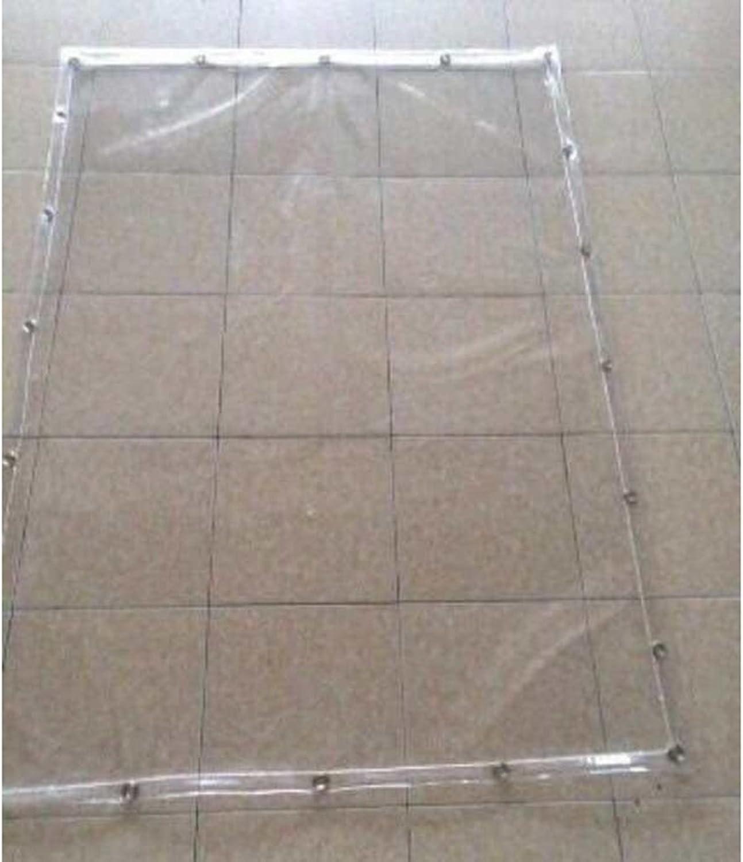 WZLDP Starke transparente regendichte regendichte regendichte Wasserdichte Sonnenschutzregensegeltuchplane verschüttete Tuchdach-Plastikweichplastikplattengewohnheitsgröße Anti-UV B07PCPLQZR  Verbraucher zuerst 729717