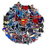 PRXD 50 Pcs Sticker Pack, Graffiti Sticker Decals Vinyls for Laptop, Kids, Teens, Water Bottles, Skateboard, Luggage, Motorcycle,...