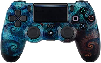 Spiral PS4 PRO Rapid Fire Custom Modded Controller 40 Mods for All Major Shooter Games BO4 & More (CUH-ZCT2U) …