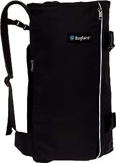 BagLane Hybrid Commuter Backpack Garment Bag - Travel Carry On Suit Bag