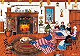 Buffalo Games - Charles Wysocki - The Quiltmakers - 300 Large Piece Jigsaw Puzzle