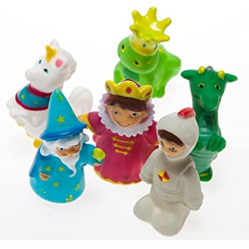 HABA Finger Puppet Mini Princess 5 for Ages 18 Months and Up 300580