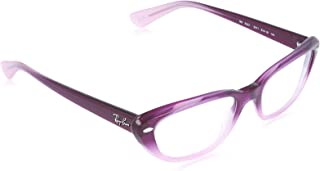 Ray Ban Eyeglasses RB 5242 Violet Faded Opal Pink 5071 RB5242