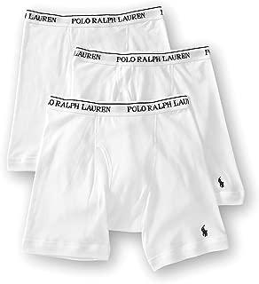 Men's 3-Pack Long Leg Boxer Brief