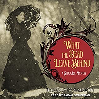 What the Dead Leave Behind audiobook cover art