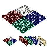 LaoSiJi Muchos Modelos: 100 magnético Bolas 5 mm para Pizarra, Pizarra magnética, frigorífico, 4 Colores