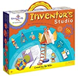 Creativity for Kids 3614200 Invent the Inventor's Studio