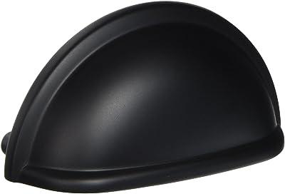 Amerock BP53010-FB Allison Value Hardware 3-Inch Center-to-Center Pull, 15 Pack