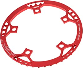 CUTICATE Bike Narrow Wide Chainring 130 BCD Round Shape Single Chain Ring - Speed 45T 47T 53T 56T 58T for Choose