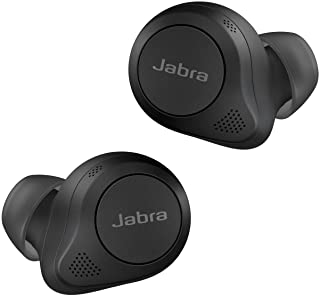 Jabra Elite 85t True Wireless Earbuds - Jabra Advanced Active Noise Cancellation with Long Battery Life and Powerful Speak...