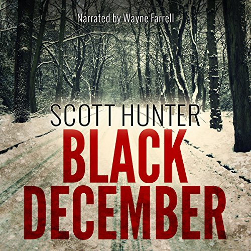 Black December audiobook cover art