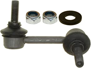 ACDelco 46G0252A Advantage Front Passenger Side Suspension Stabilizer Bar Link Kit with Link and Nuts