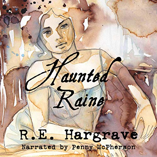 Haunted Raine audiobook cover art