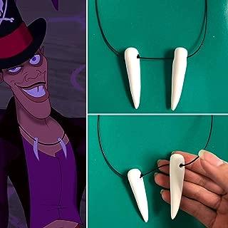 dr facilier necklace