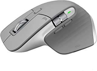 ロジクール アドバンスド ワイヤレスマウス MX Master 3 MX2200sMG Unifying Bluetooth 高速スクロールホイール 充電式 FLOW 7ボタン windows Mac iPad OS 対応 無線 マウス MX2...
