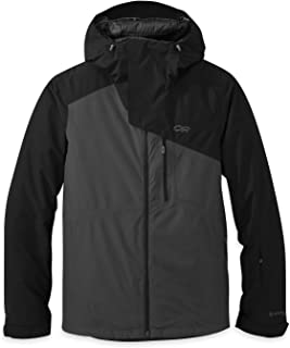 Men's Tungsten GORE-TEX Jacket - Hooded, Waterproof Ski Coat