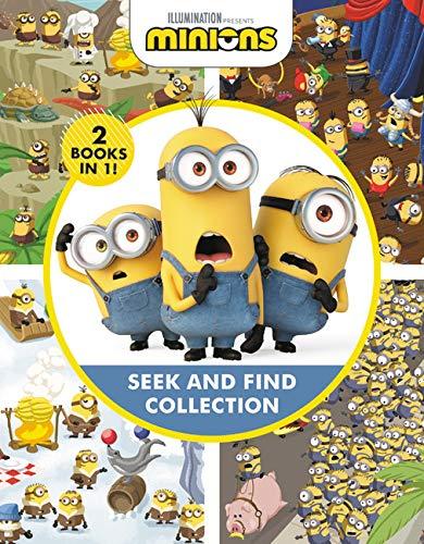 [画像:Minions: Seek and Find Collection]