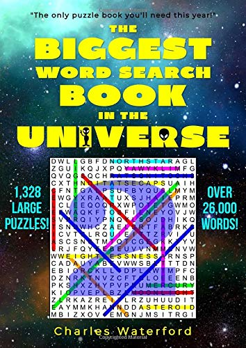 The Biggest Word Search Book in the Universe 1 328 Puzzles Volume 2